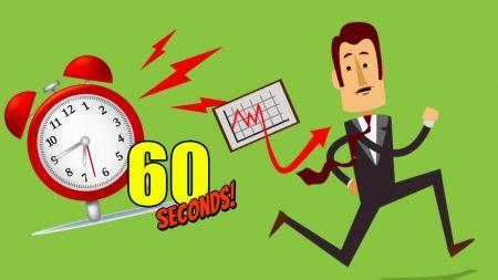 Handel mit 60-Sekunden-Optionen in IQ Option durch Kombination von ADX mit EMA-Strategie
