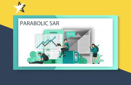 Verwendung der Parabol-SAR-Indikatorstrategie zum Handel mit dem Trend der IQ-Option