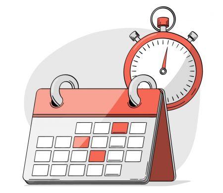 Wöchentlicher Verdienstplan auf der IQ Option-Plattform