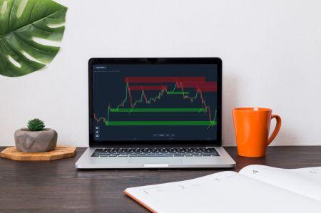 Verwendung von Angebots- und Nachfragezonen bei IQ Option