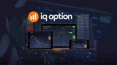 Herunterladen und Installieren der IQ Option-Anwendung für Laptop/PC (Windows, macOS)