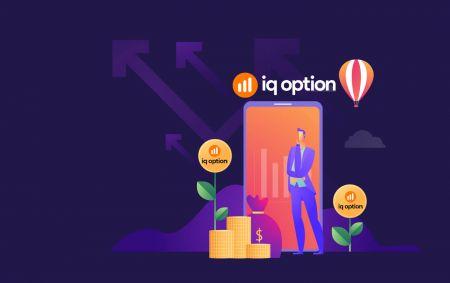 Wie man bei IQ Option binäre Optionen einzahlt und handelt